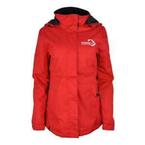parka VG K6108 rouge boutique vendée globe 2020