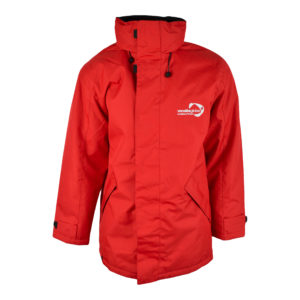 parka VG K677 rouge boutique vendée globe 2020
