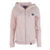 sweat zippé VG STSW149 rose boutique vendée globe 2020