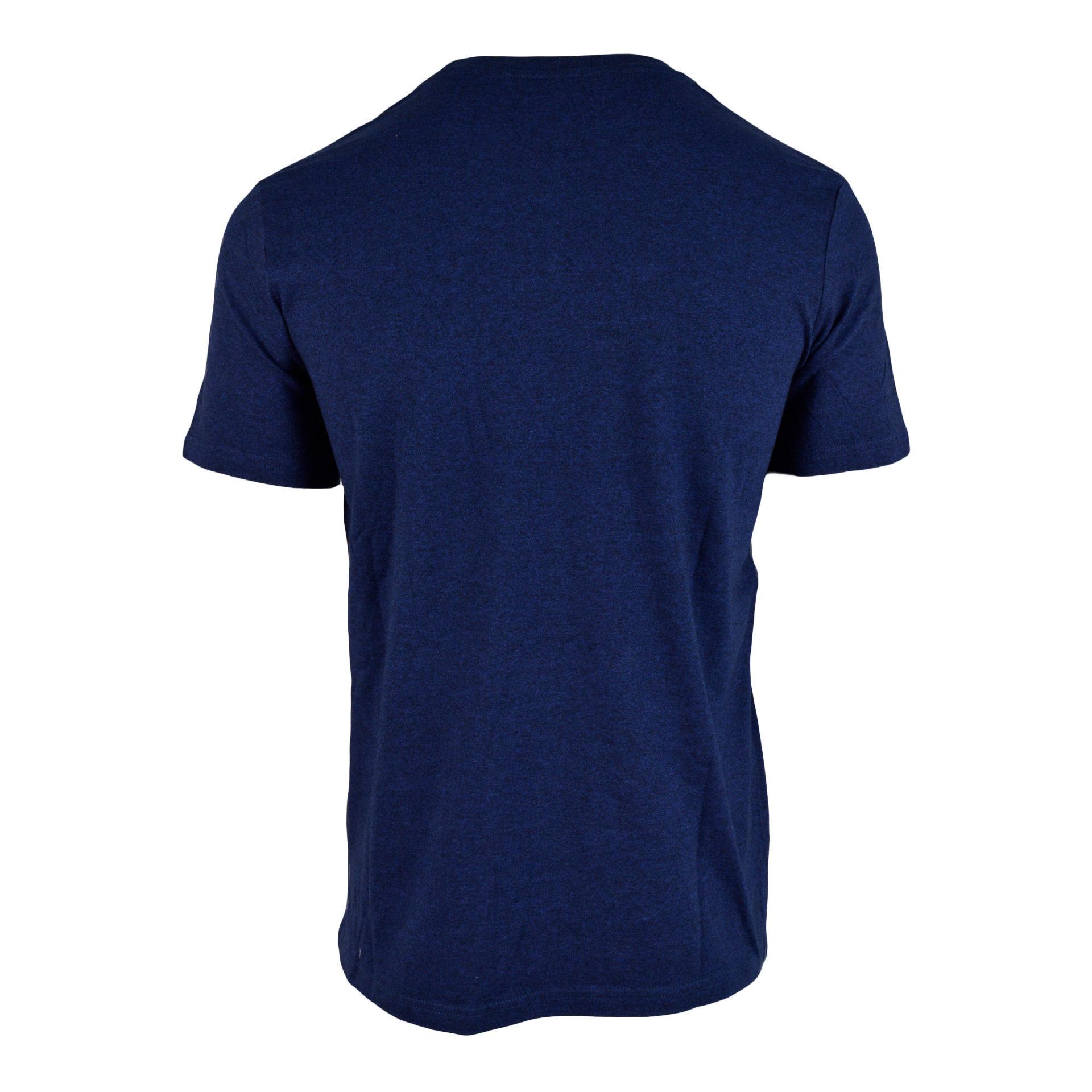 Tee shirt manches courtes VG STU755 BLEU foncé Collection Ponton