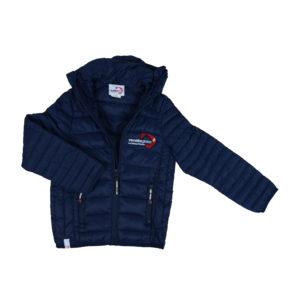 doudoune enfant Vg PK6112 navy boutique vendée globe 2020