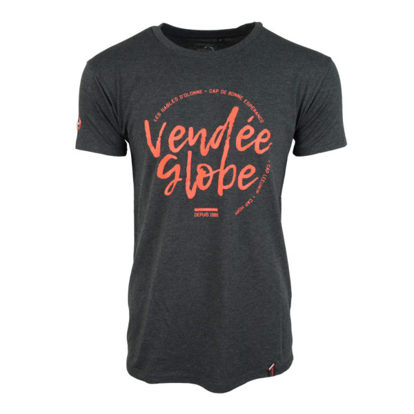 tshirt 1989 anthracite boutique vendée globe 2020