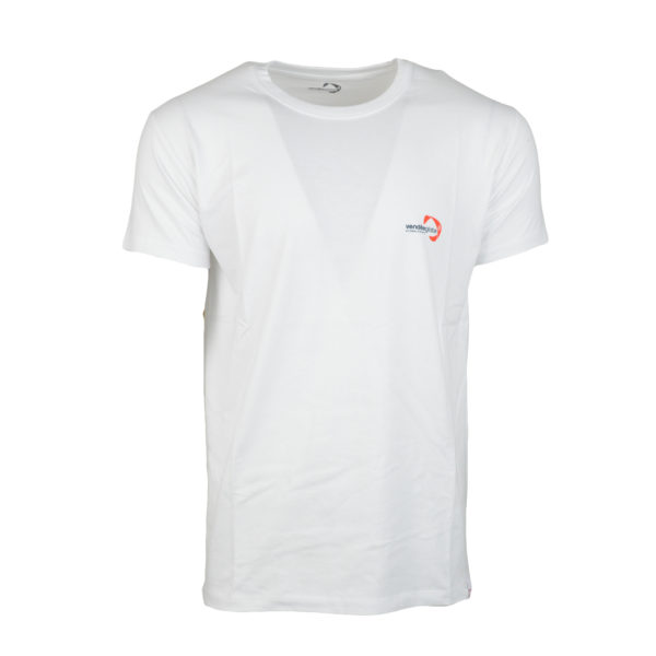 tshirt albatros blanc boutique vendée globe 2020