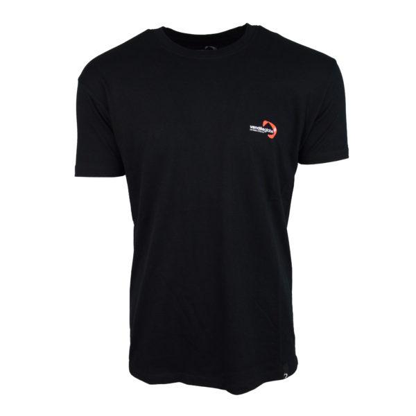 tshirt plan rouge noir boutique vendée globe 2020