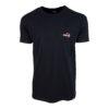 tshirt tour du monde noir boutique vendée globe 2020