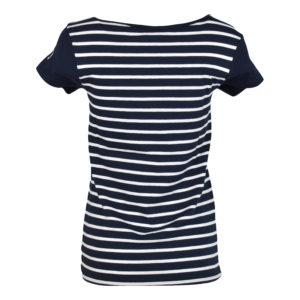 t shirt femme Uma boutique vendée globe (dos)