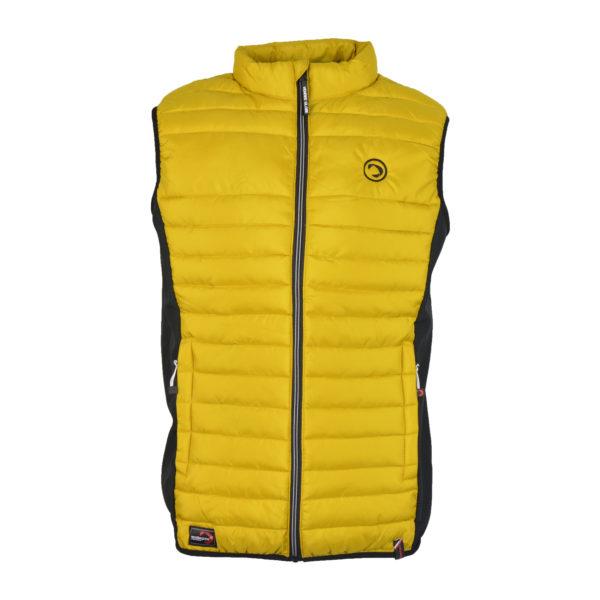 doudoune Vg PK316 jaune boutique vendée globe 2020