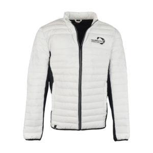 doudoune VG PK517 blanc boutique vendée globe 2020