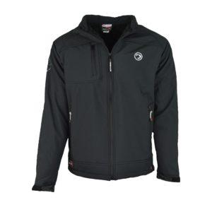 veste softshelle VG PK778 noir boutique vendée globe 2020