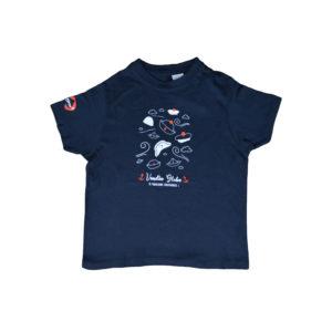 t-shirt regents couvre chef marine vendée globe 2020
