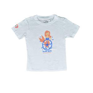 t-shirt regents sirene blanc vendée globe 2020
