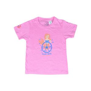 t-shirt regents sirene rose vendée globe 2020