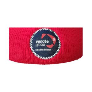 bonnet 5026 rouge vendée globe 2020